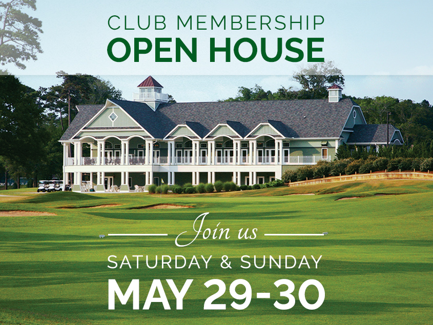 Duck Woods Country Club Membership Open House
